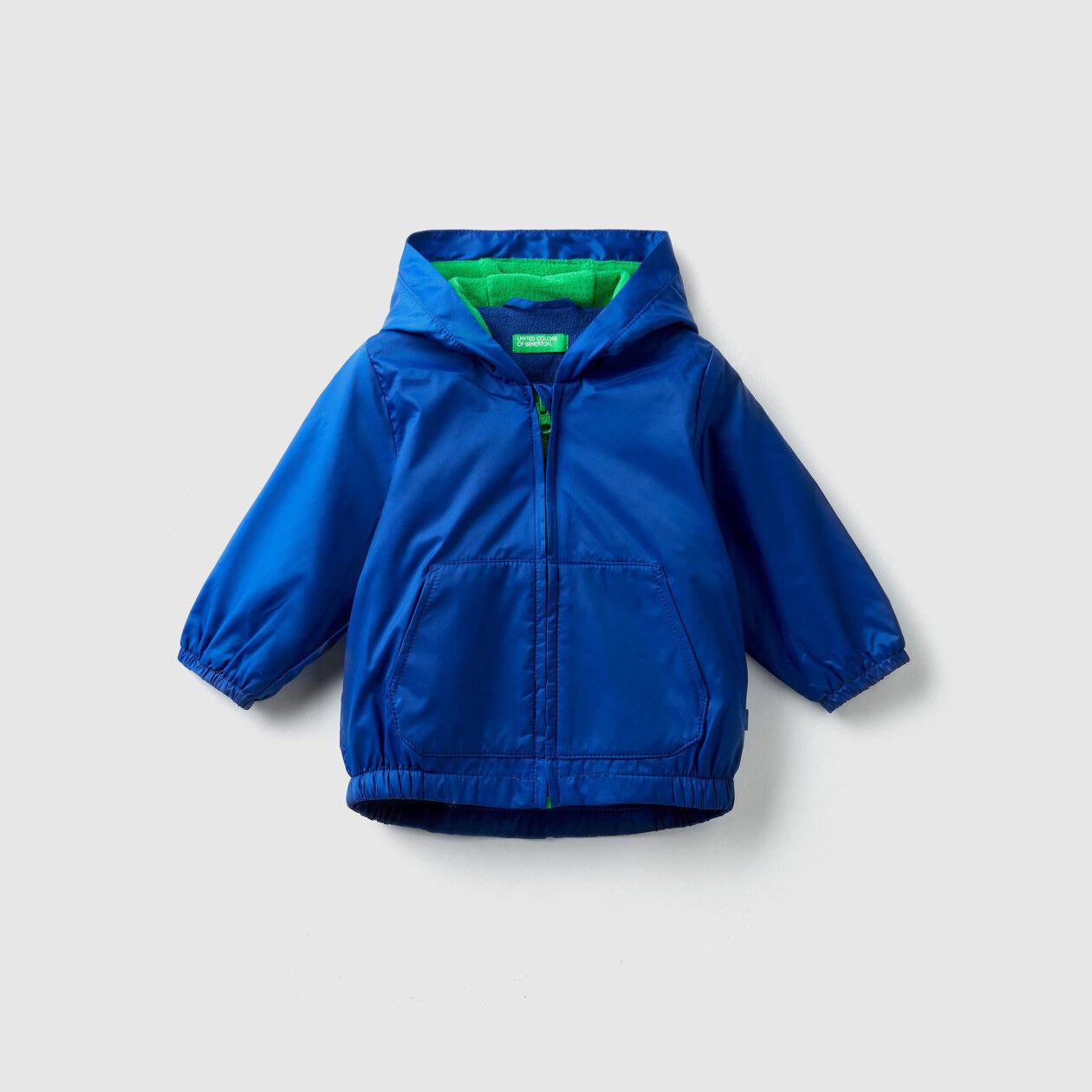 Jacke aus Nylon