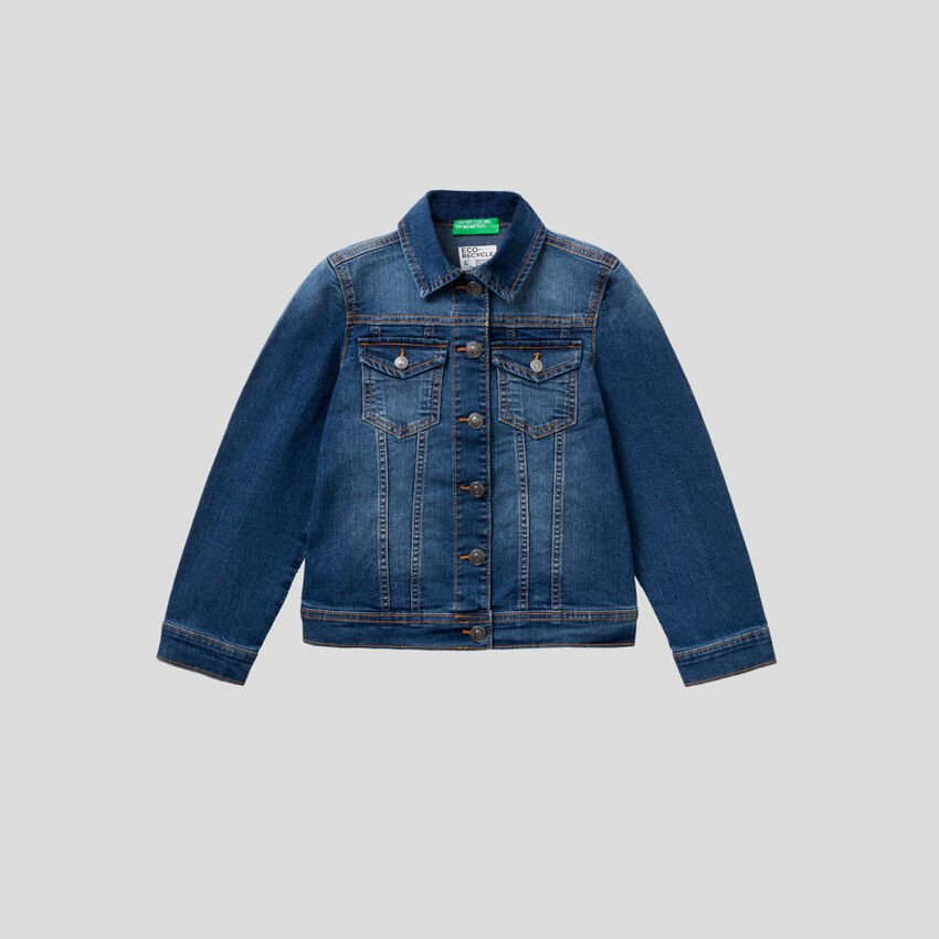 "Jacke aus Denim ""Eco-Recycle"""
