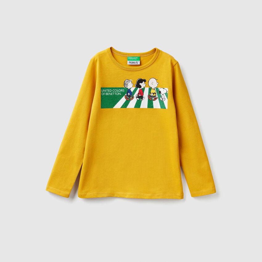 """T-Shirt mit Print """"Snoopy"""""""