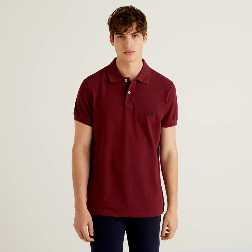 Slim-Fit-Polo