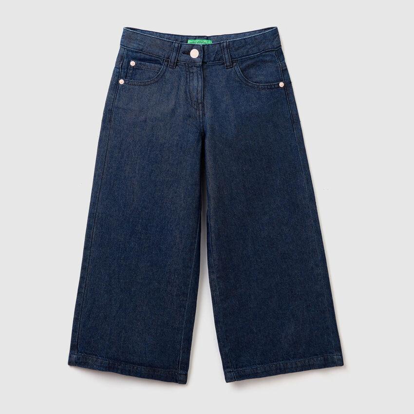 Weite Jeans