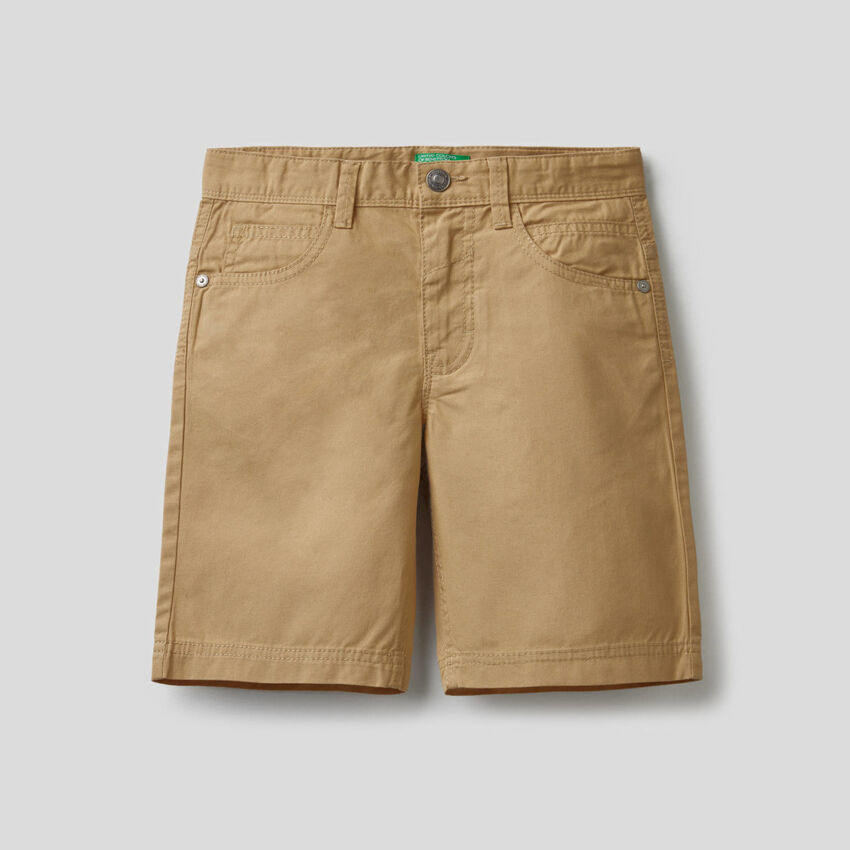 Kurze Five-Pocket-Hose