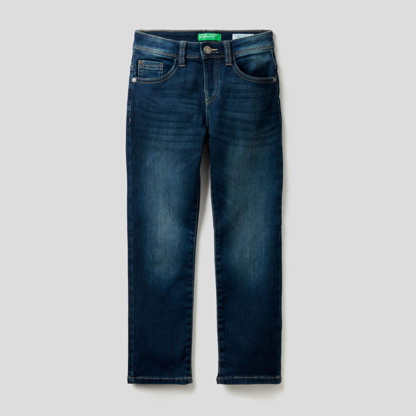 Thermo-Jeans slim fit