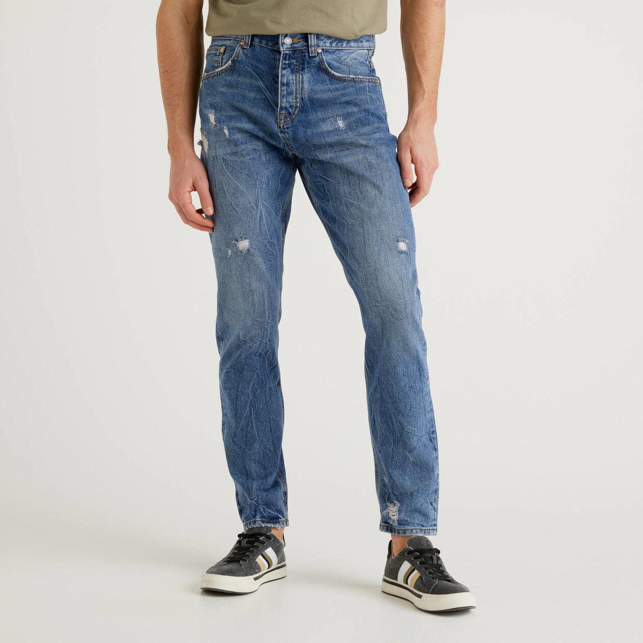 Five-Pocket-Jeans im Regular Fit