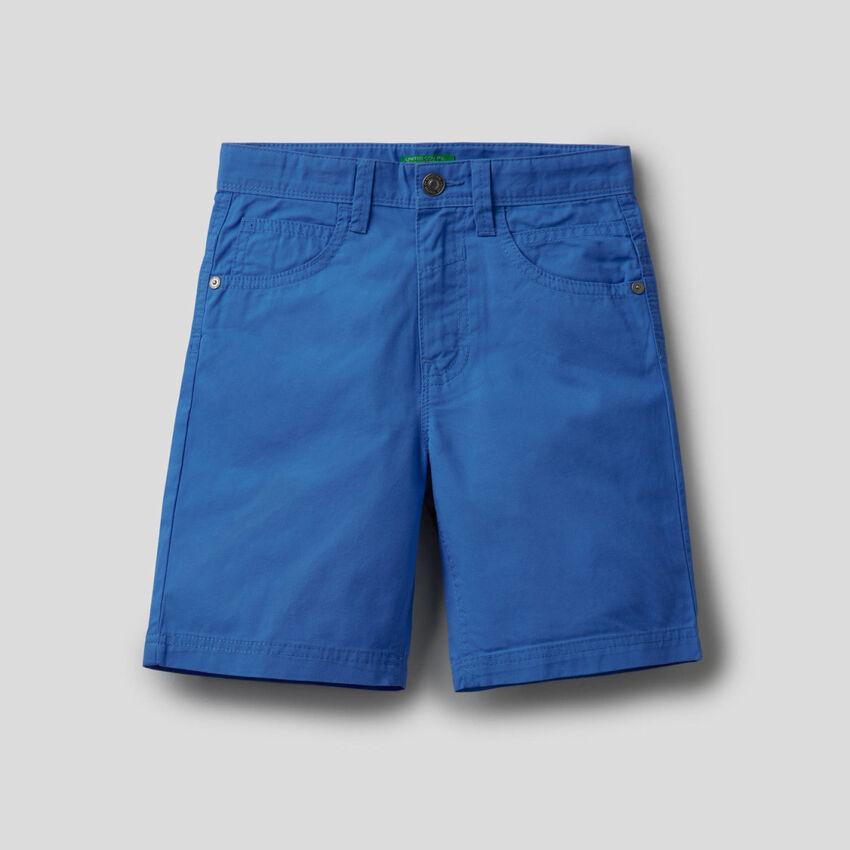 Kurze Five-Pocket-Hose
