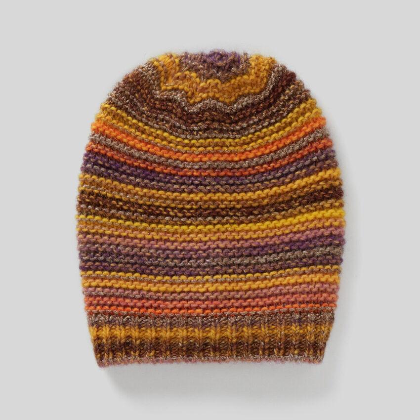 Bunte Mütze