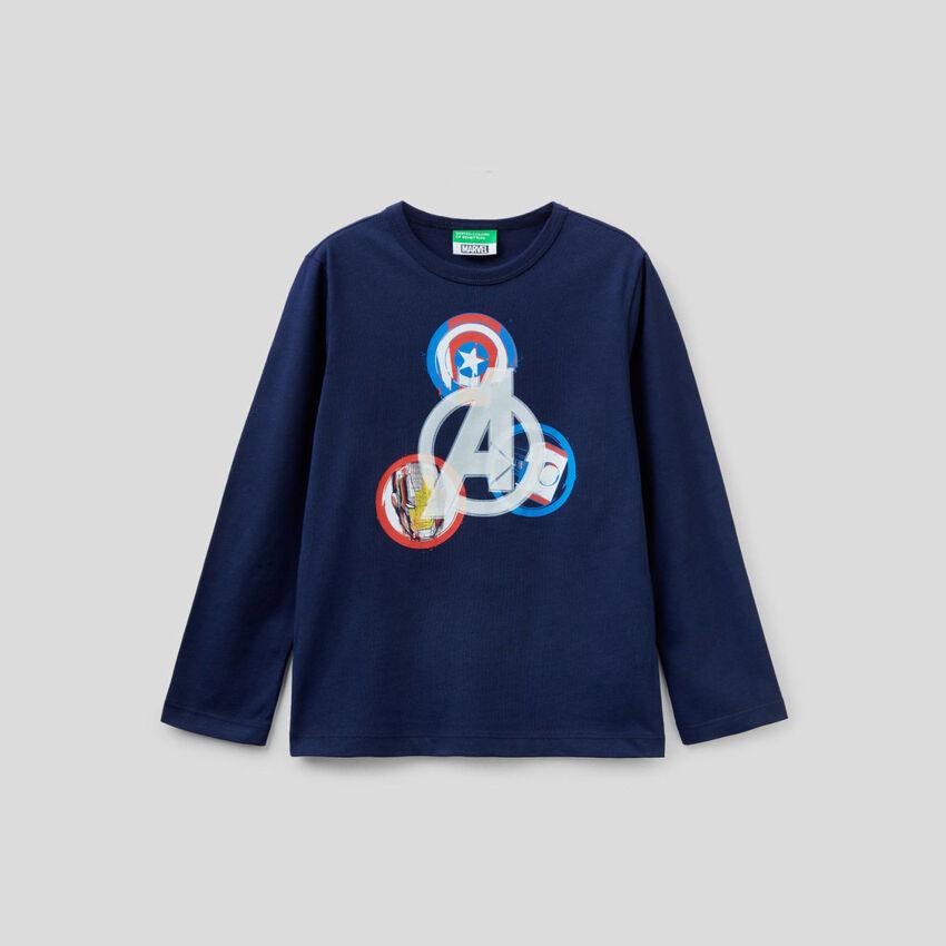 Marvel-T-Shirt aus 100% Baumwolle