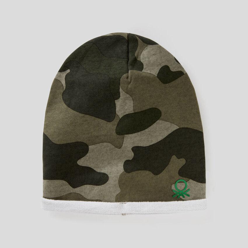 Hut aus 100% Baumwolle