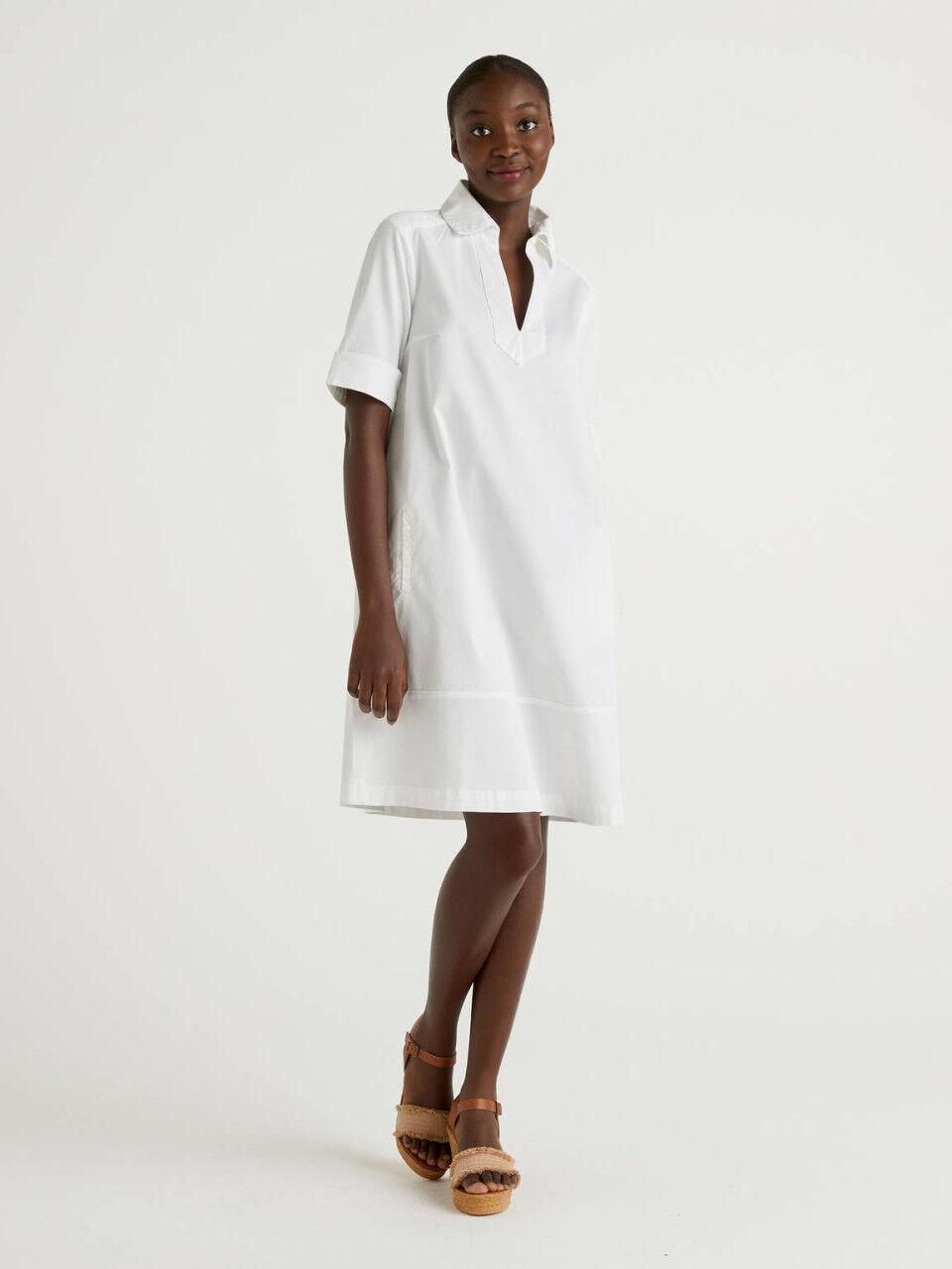 Kurze Kleider Damen Neue Kollektion 9   Benetton