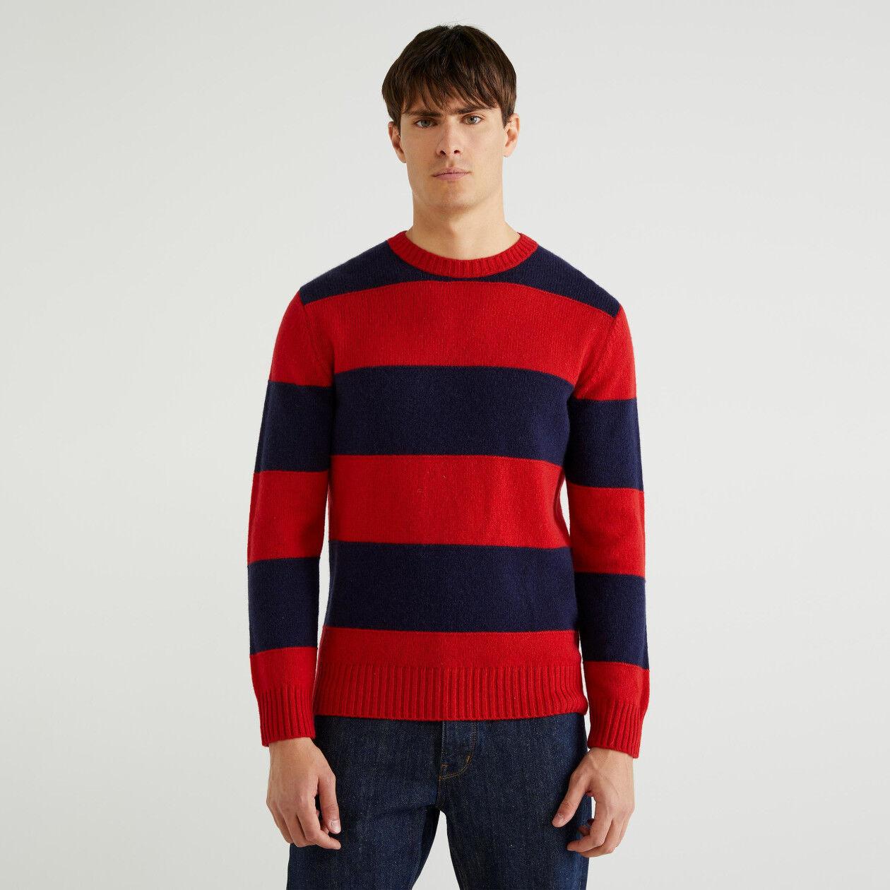 Pullover aus Shetlandwolle