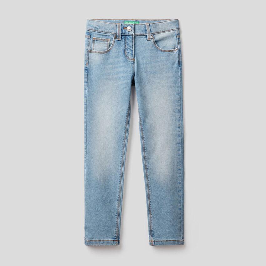 Five-Pocket-Jeans im Slim Fit