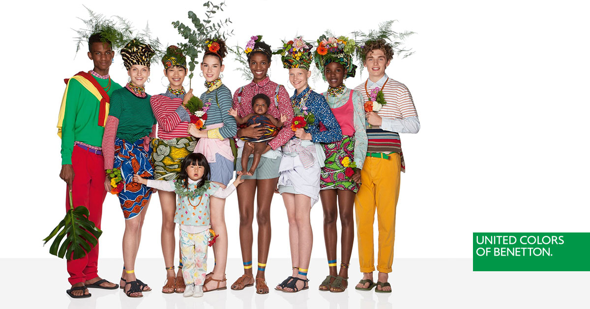 United colors of benetton offizielle webseite onlineshop for Benetton roma